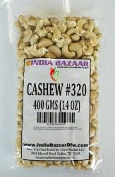 Grain Martket Whole Cashew #320 14 oz