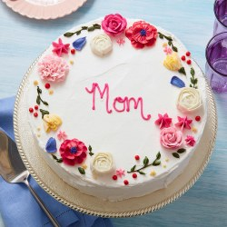 Mother's Day Cake 8 inch