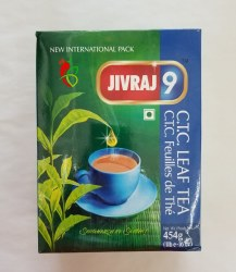 Jivraj 9 CTC Leaf Tea 1lb