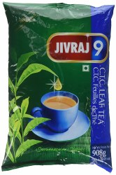 Jivraj 9 CTC Leaf Tea 2.2lb