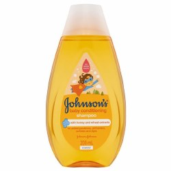 Johnson Baby Shampoo 200ml