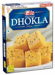 Gits Khaman Dhokla 17.5oz
