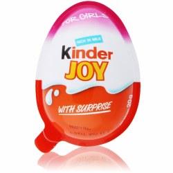 Kinder Joy for Girls 20gm