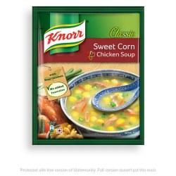Knorr Mix Veg Soup 150g