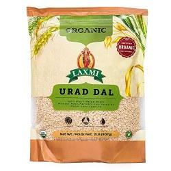 Laxmi Organic Urad Dal 2lb