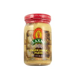 Laxmi Ginger Garlic Paste 8oz