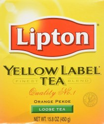 Lipton Yellow Label Tea 450gm