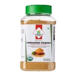 24 Mantra Organic Coriand Powder 8oz