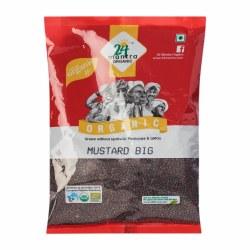 24 Mantra Organic Mustard Big 7oz