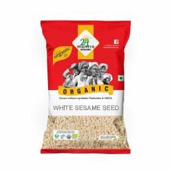 24 Mantra Organic Til (White Sesame) 7oz