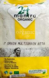 Mantra Organic Multigrain Atta 2lb