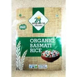 Mantra Organic Basmati Ric10lb