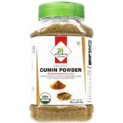 24 Mantra Organic Cumin Powder 7 oz