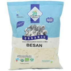 Mantra Organic Besan 1Lb