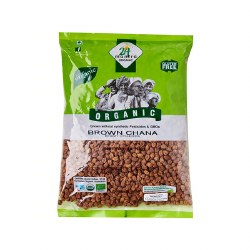 Mantra Organic Brown Chana 4lb