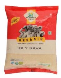 Mantra Organic Idly Ravva  4lb