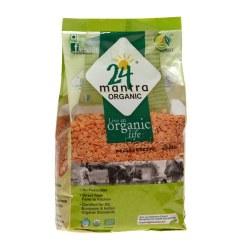Mantra Organic Masoor Dal 4lb