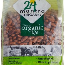 Mantra Organic Rajma  4lb