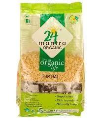 Mantra Organic Toor Dal 2lb