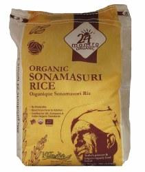 Mantra Organic Sona Masoori Rice 20lb