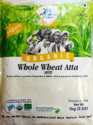 Mantra Organic Whole Atta 2.2 lb