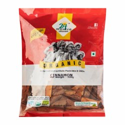 24 Mantra Organic Cinnamon Sticks 7oz