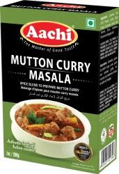 Aachi Mutton Curry Masal 7oz