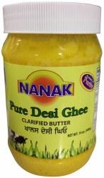 Nanak Pure Desi Ghee 14oz