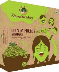 Native LittlMillet Noodl 210gm
