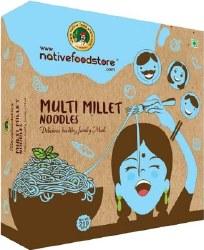 Native MultiMillet Noodl 210gm