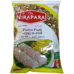 Nirapara White Puttu Podi 1kg