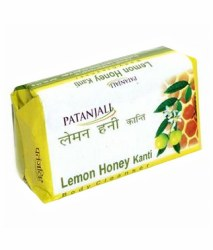Patanjali Lemon Soap 125Gms