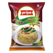 Priya Wheat Ravva Popular 2lbs