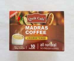 Quik Tea Madras Coffee Unsweetened