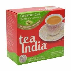 Tea India CardamomChai 72 Bags