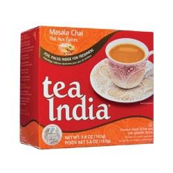 Tea India Masala Chai 72 Bags