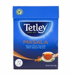 Tetley Masala Tea 72 Bags