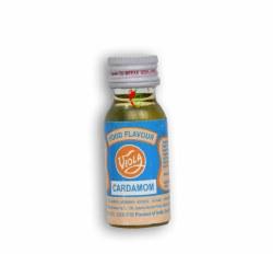 Viola Cardoman Food Flavor