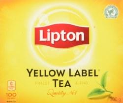 Lipton Yellow Label Tea Bags 7