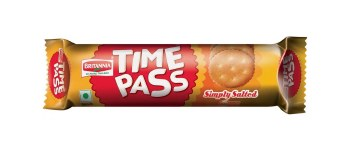 Britannia Time Pass 40gm