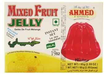 Ahmed Jello Mixed Fruit 85g