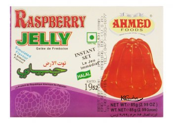 Ahmed Jello Raspberry 85g