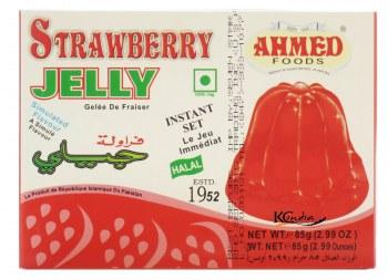 Ahmed Jello Strawberry 85g