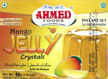Ahmed Jello Mango 85g