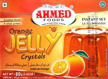 Ahmed Jello Orange 85g