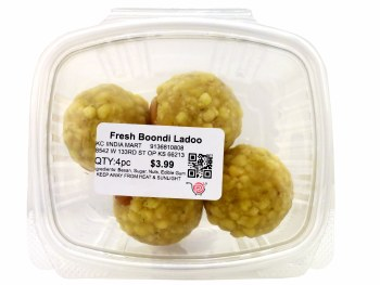 Boondi Laddoo - Box