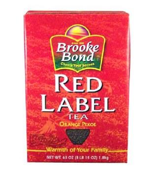 Brooke Bond Red Label 1800g