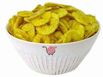 Banana Chips Regular - 1lb