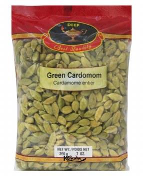 Deep Green Cardamom 200g