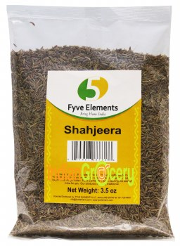 5 Elements Shah Jeera 100g
